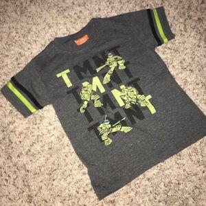 Nickelodeon Size 6 TMNT T-shirt